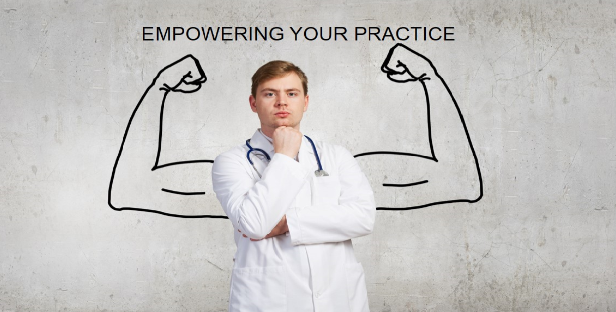 Empowering Your Practice doctor